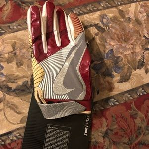 Nike Accessories - Nike Florida State Seminoles gloves sz large and 2